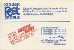 1150 / Blok Kinderzegels 1977 (100% Postfris / MNH) Met Envelop En Rebus - 1949-1980 (Juliana)