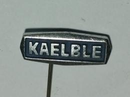 Z299 - KAELBLE - Pins