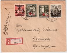 1940, Reco, 2. Ausgabe U. Rotes Kreuz , #6806 - 1939-44: 2. WK