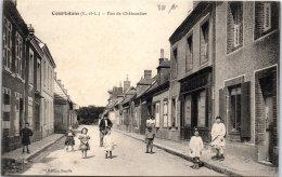 28 COURTALAIN - Rue De Châteaudun. - Courtalain