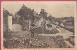 56 - LA ROCHE BERNARD---La Route De La Baule A La Sortie De La Ville - La Roche-Bernard
