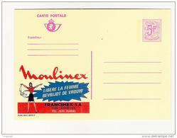 Publibel Neuve N°  2673 (Moulinex Libère La Femme (mon Oeil !!!) - Publibels