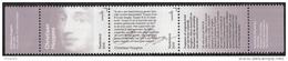 Nederland - Brieven Schrijven – Christiaan Huygens – Portret/tekstfragment - MNH - NVPH 3323-3324 - Periode 2013-... (Willem-Alexander)