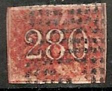 BRASIL 1854/61 - Yvert #21 - VFU - Brasil