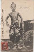 CPA CAMBODGE CAMBODIA Jeune Prince Cambodgien 1906