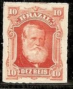 BRASIL 1878/79 - Yvert #37 - MLH * - Brasil
