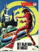 Yalek - Het Rijk Van De Angst (1ste Druk)  1974 - Yalek