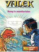 Yalek - Ramp In Mondiovision (1ste Druk)  1980 - Yalek