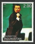 Tajikistan, 2 S. 2000, George Michael, MNH - Tajikistan