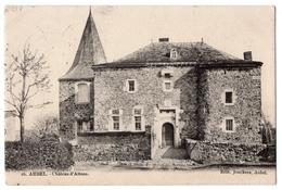 75 - AUBEL - Château D'Altena - Anthisnes