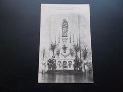 SAINT-LAURENT-EN-BRIONNAIS  Pensionnat De La Ste-Vierge 1905 - Autres Communes