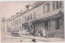Yvelines : ST  NOM  La   BRETECHE  :  Josse  Restaurant - St. Nom La Breteche