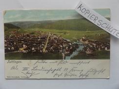 Tuttlingen, Gesamtansicht, Gel. 1914 - Tuttlingen