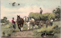 THEMES - AGRICULTURE - La Rentrée Du Foin - Cultures