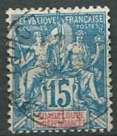 Guadeloupe  - Yvert N° 30 Oblitéré - Cw 14722 - Guadeloupe (1884-1947)