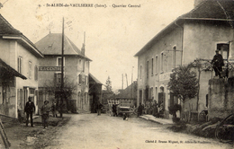 38 SAINT-ALBIN-DE-VAULSERRE - Quartier Central - Animée - France