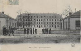 77)     AVON  -  Quartier D' Artillerie - Avon