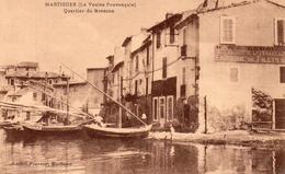 Bouches-du-Rhône : Martigues : Quartier Du Brescon - Martigues