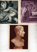 Arts - Le Titien Détail Présentation Au Temple - Pesellino St-Côme & St-Damien Détail - Modius Asiaticus Marbre De Paros - Vloeipapier