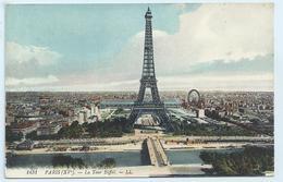 DC146 - Paris (XVe) - La Tour Eiffel - LL 1431 - District 15