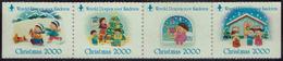 Niederlande 2000 - Christmas - Wereld Dorpen Voor Kinderen - Natale