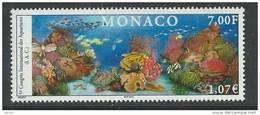 Monaco N° 2273 XX 5ème Congrès International Des Aquariums Sans Charnière, TB