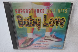"""CD """"Baby Love"""" Superstarke No.1 Hits - Hit-Compilations"""
