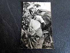 CPSM - A. E. F. - Femme Balali - 1954 - Congo - Brazzaville