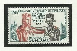 Sénégal  POSTE AERIENNE N°41 Neuf** Cote 4.20 Euros - Senegal (1960-...)
