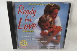 """CD """"Ready For Love"""" Most Beautiful Love Songs, Volume One - Hit-Compilations"""