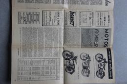 Articles Revue : Course Automobile, Carburation Solex, Motos Et Vélomoteurs 1946 - Books, Magazines, Comics