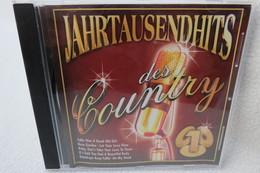 "CD ""Jahrtausendhits Des Country"" CD 1 - Country & Folk"