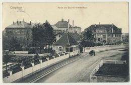 Allemagne - Göppingen : Partie Am Bezirks-Krankenhaus (1918) - Goeppingen