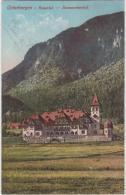 AK - UNTERBERGEN (Podgora) Im Rosental - HOTEL KARAWANKENHOF 1912 - Ferlach