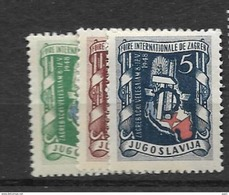 1948 MNH Joegoslavië, Postfris** - 1945-1992 Socialistische Federale Republiek Joegoslavië