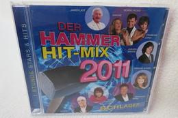 "CD ""Der Hammer Hit-Mix 2011"" Schlager - Hit-Compilations"