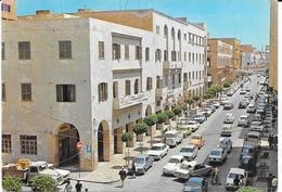 LIBIA LIBYA BENGHAZI OMAR ELMUKHTAR STREET - Libia