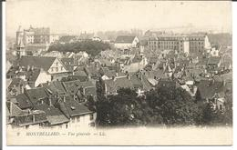 Montbéliard  Vue Générale - Montbéliard
