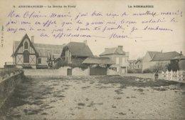 14 - CPA Arromanches - La Brèche De Tracy - Arromanches