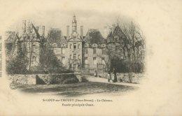 79 - CPA Pionnière Saint-Loup Sur Thouet - Le Château - France
