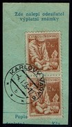 Tschechoslowakei 1954 - Arzt - MiNr 852 Stempel: Karlovy Vary - Other