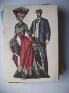 Kostuums Costumes 1900 Maria Orlowska-Gabrys - Kostums