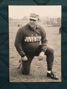 Fotografia Originale Di CESTMIR VYCPALEK Della Juventus - Football