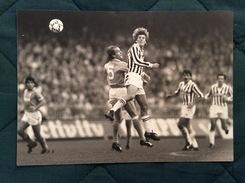 Fotografia Originale Di MICHAEL LAUDRUP Della Juventus - Fútbol