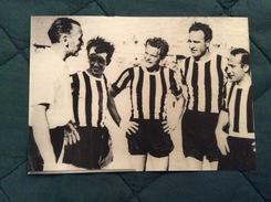 Fotografia Originale Di ALDO OLIVIERI Della Juventus - Fútbol