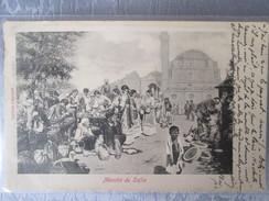 MARCHE DE SOFIA .  . DOS 1900 - Bulgarie