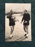 Fotografia Originale Di CARLO PAROLA Della Juventus - Football