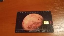 Planets - Mars - 50.000 Ex - Hungary