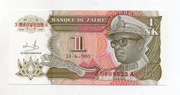 Zaire - 1993 - Banconota Da 1 Nuovo Likuta - Nuova -  (FDC2373) - Zaire