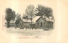 CAMP DE CHALONS ECOLE NORMALE DE TIR - Camp De Châlons - Mourmelon
